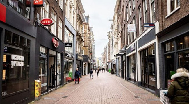 Hollanda korona kısıtlamalarını 9 Şubat'a kadar uzattı
