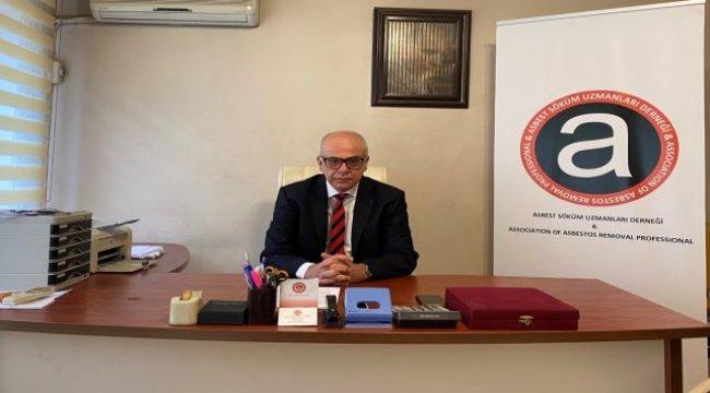 Mardin'de ASUD'dan asbest uyarısı