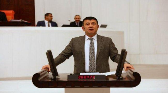 Milletvekili Ağbaba: