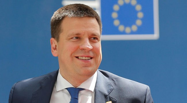 Son dakika... Estonya Başbakanı Juri Ratas istifa etti