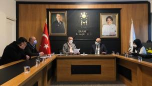 İYİ PARTİ Sakarya İl Başkanı Kılıçaslan, EYT'lileri konuk etti