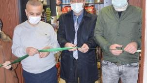 Sadaka Taşı Sosyal Market Resmen Açıldı.