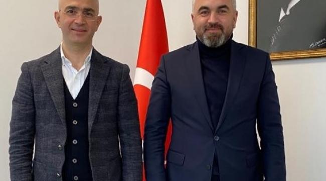 Sinan Karabaş ve Ender Serbes, Zafer Kazan'ı Ziyaret Etti.