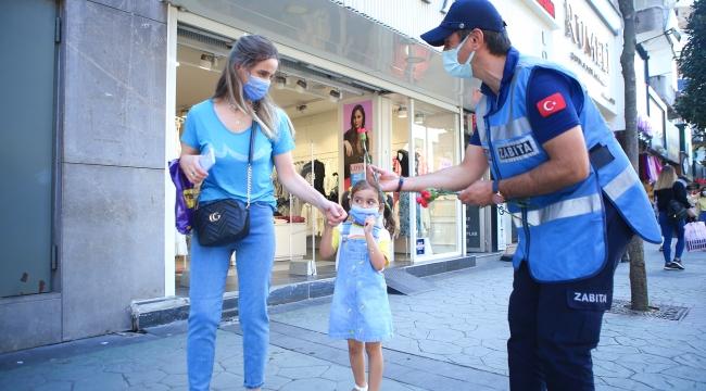Sakarya Büyükşehir Belediyesi Zabıta Haftasında Zabıtalara ilgi gösterdi.